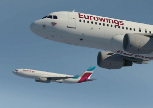 Germanwings changes into Eurowings