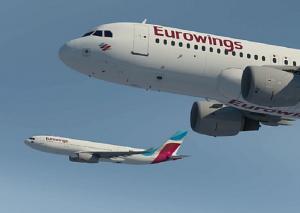 Germanwings changes into Eurowings