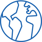 Actief in 4 continenten